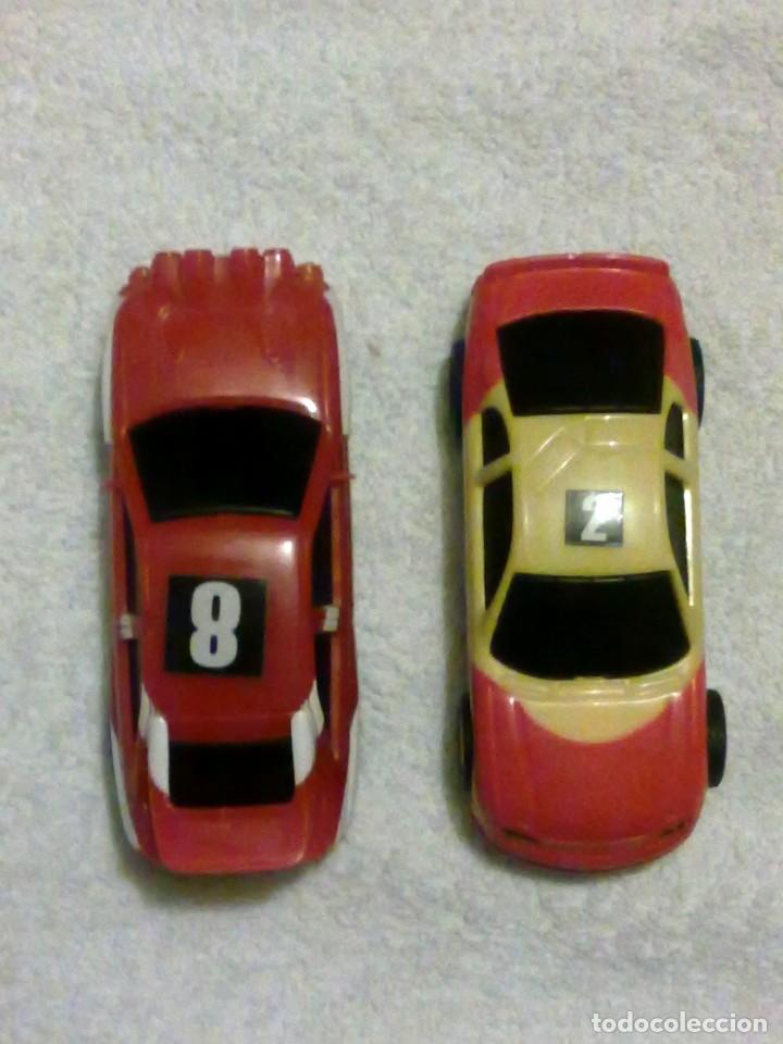 Slot Cars: 2 COCHES PARA PISTA. - Foto 8 - 153510886