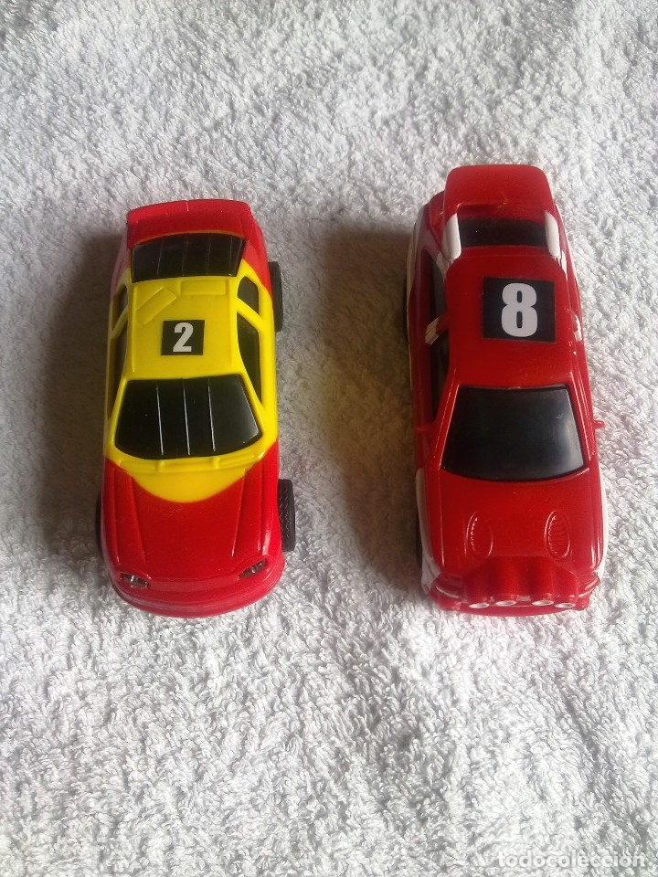 Slot Cars: 2 COCHES PARA PISTA. - Foto 13 - 153510886