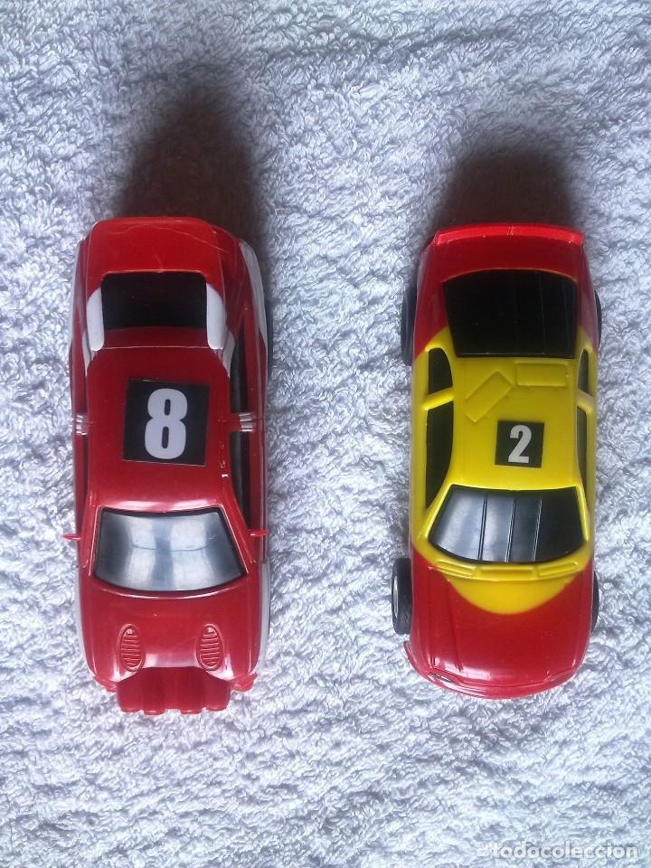 Slot Cars: 2 COCHES PARA PISTA. - Foto 16 - 153510886