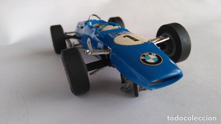 Slot Cars: CARRERA ESCALA 1:24 BMW FÓRMULA 1. TAL CUAL FOTOS. FUNCIONA. VÁLIDO SCALEXTRIC - Foto 6 - 153886650