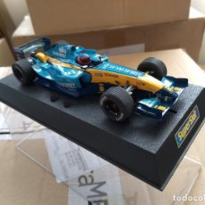 Slot Cars: SUPERSLOT RENAULT F1 TEAM SPIRIT D20. Lote 154093294