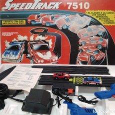 Slot Cars: CIRCUITO SPEED TRACK 7510 DE MODEL- IBER. ¡¡NUEVO!! COMPROBADO.. Lote 154663482