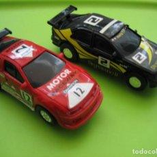 Slot Cars: COCHES DE PISTA. Lote 155987042