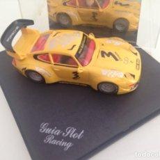 Slot Cars: SLOT,PROSLOT PS 1006, PORSCHE 911 GT2 EVO Nº3, GSR 2000. Lote 158007426