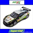 Slot Cars: SUPERSLOT PORSCHE 911 RSR #93 LE MANS 2017 PROTON COMPETITION SCALEXTRIC UK 4020. Lote 158156626