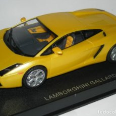 Slot Cars: LAMBORGHINI GALLARDO AUTOART 1:32/ SCALEXTRIC NUEVO EN CAJA. Lote 158479662