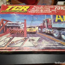 Slot Cars: TCR 7310 | TOTAL CONTROL RACING | MODEL-IBER | TIPO SCALEXTRIC | SLOT |. Lote 158878198