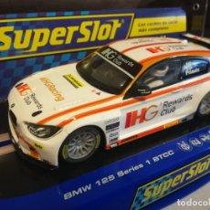 Slot Cars: BMW 125 BTCC SUPERSLOT. Lote 159338366