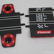 Slot Cars: PISTA DE CONEXION Y CUENTAVUELTAS CARRERA GO !!!. Lote 159874774