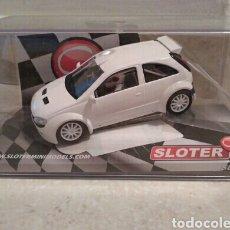Slot Cars: OPEL CORSA SLOTER. Lote 160176678