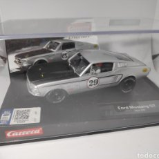 Slot Cars: CARRERA EVOLUTION FORD MUSTANG GT N°29 REF. 20027554. Lote 162489785