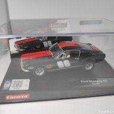 Slot Cars: CARRERA EVOLUTION FORD MUSTANG GT N°66 REF. 20027553. Lote 162490233