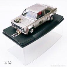 Slot Cars: POLISTIL SLOT FIAT 131 ABARTH 5 SALÓN DEL MODELISMO BARCELONA 1997. Lote 56693672