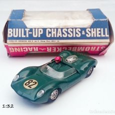 Slot Cars: STROMBECKER RACING SLOT LOTUS 30 AMERICAN GT COUPE. Lote 91944090