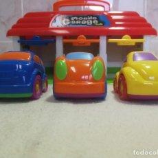 Slot Cars: MOBILE GARAJE KEENWAY COMO NUEVO!!!. Lote 185724165