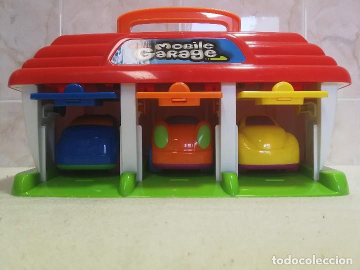 Slot Cars: Mobile Garaje Keenway COMO NUEVO!!! - Foto 2 - 185724165