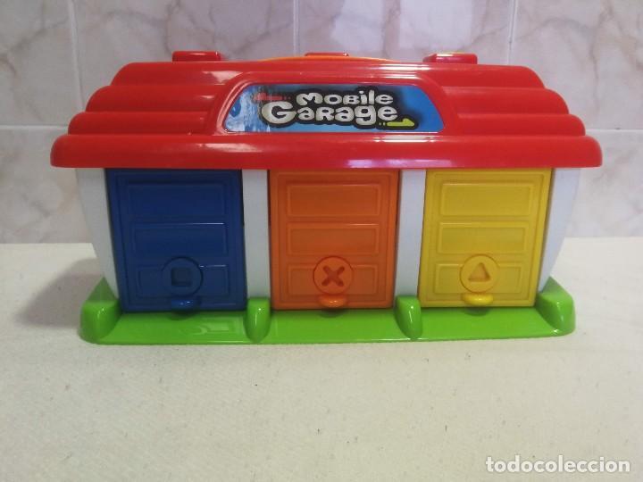Slot Cars: Mobile Garaje Keenway COMO NUEVO!!! - Foto 4 - 185724165