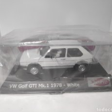 Slot Cars: SPIRIT VW GOLF GTI MK1 1978 WHITE REF. 0701501. Lote 164758966