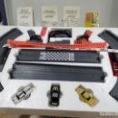Slot Cars: ANTIGUO CIRCUITO SCALEXTRIC MARCA TCR DE MODEL IBER REF 7350. Lote 165160770