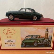 Slot Cars: SLOT CLASSIC JAGUAR MK2 RTP. Lote 165358078