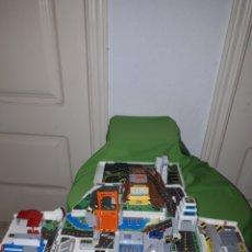 Slot Cars: FURGONETA CIUDAD MICROMACHINES. Lote 165681172