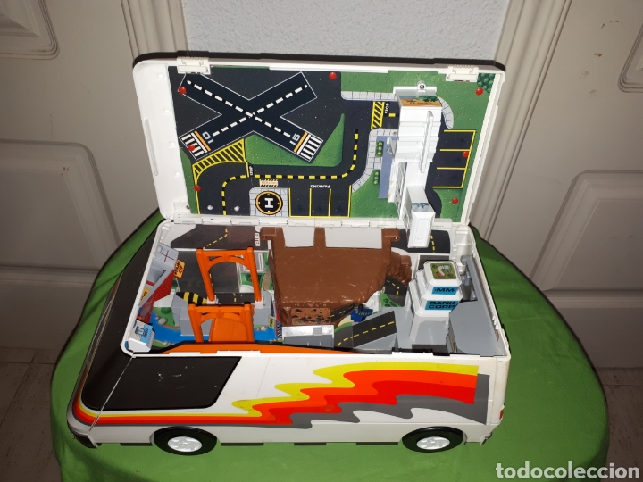 Slot Cars: Furgoneta ciudad MICROMACHINES - Foto 6 - 165681172