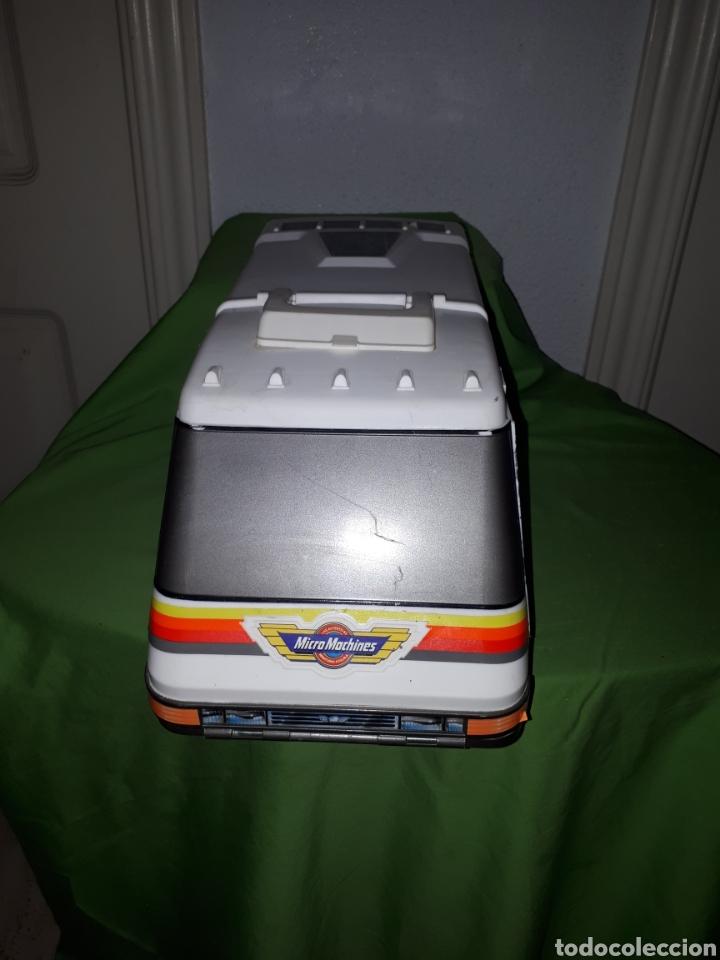 Slot Cars: Furgoneta ciudad MICROMACHINES - Foto 8 - 165681172