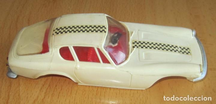 Slot Cars: SCALEXTRIC JYECAR MASERATI GT A6 2500 BLANCO AÑOS 60 - Foto 6 - 166594554