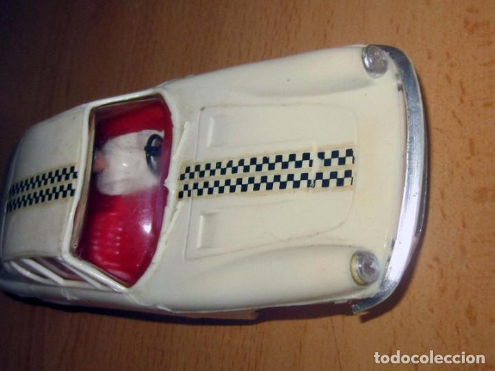 Slot Cars: SCALEXTRIC JYECAR MASERATI GT A6 2500 BLANCO AÑOS 60 - Foto 7 - 166594554