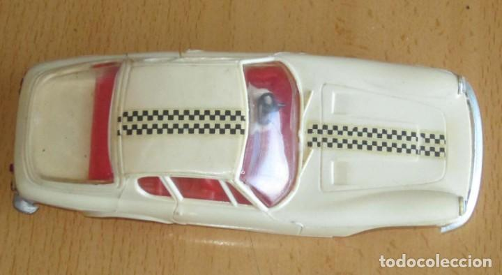 Slot Cars: SCALEXTRIC JYECAR MASERATI GT A6 2500 BLANCO AÑOS 60 - Foto 10 - 166594554