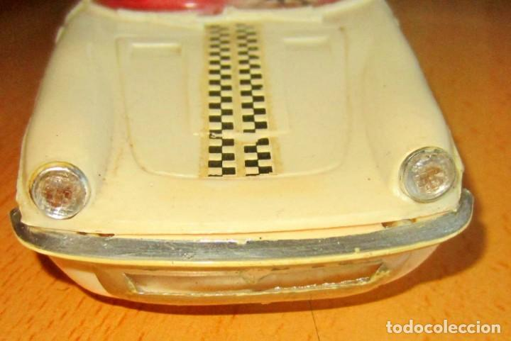 Slot Cars: SCALEXTRIC JYECAR MASERATI GT A6 2500 BLANCO AÑOS 60 - Foto 11 - 166594554