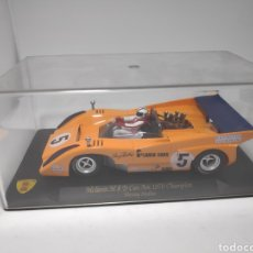 Slot Cars: MG VANQUISH MCLAREN M8 D CAN AM 1970 CHAMPION DENNY HULME. Lote 166829448