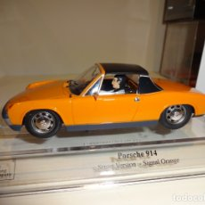 Slot Cars: SRC. PORSCHE 914 NARANJA. STREET VERSION - SIGNAL ORANGE. REF. 020 03. Lote 197138050