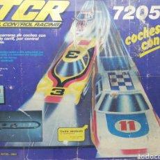 Slot Cars: PISTA TRC. Lote 167275949