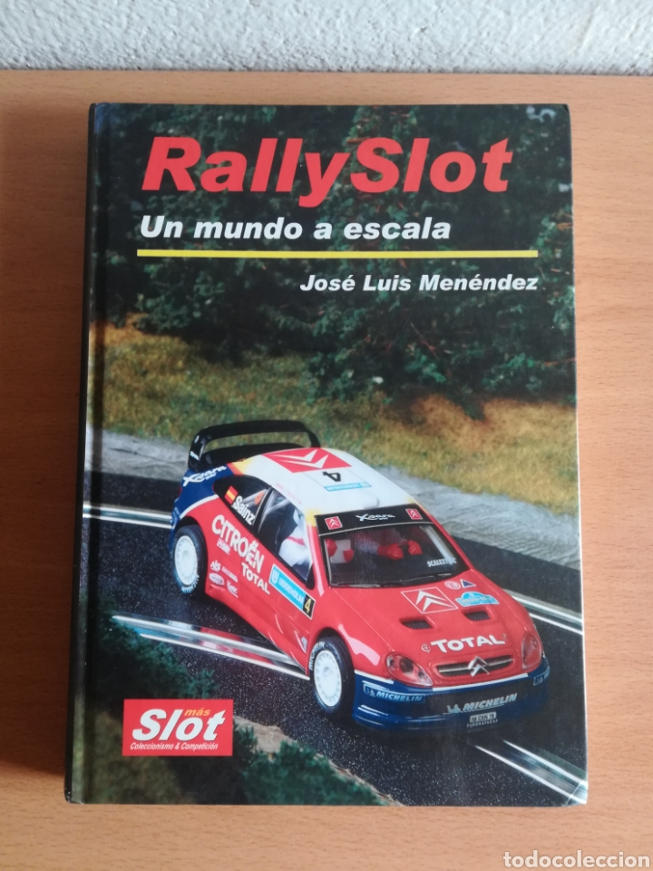 RALLY SLOT UN MUNDO A ESCALA - JOSÉ LUÍS MENÉNDEZ - NINCO SCALEXTRIC - MOTOR (Juguetes - Slot Cars - Magic Cars y Otros)