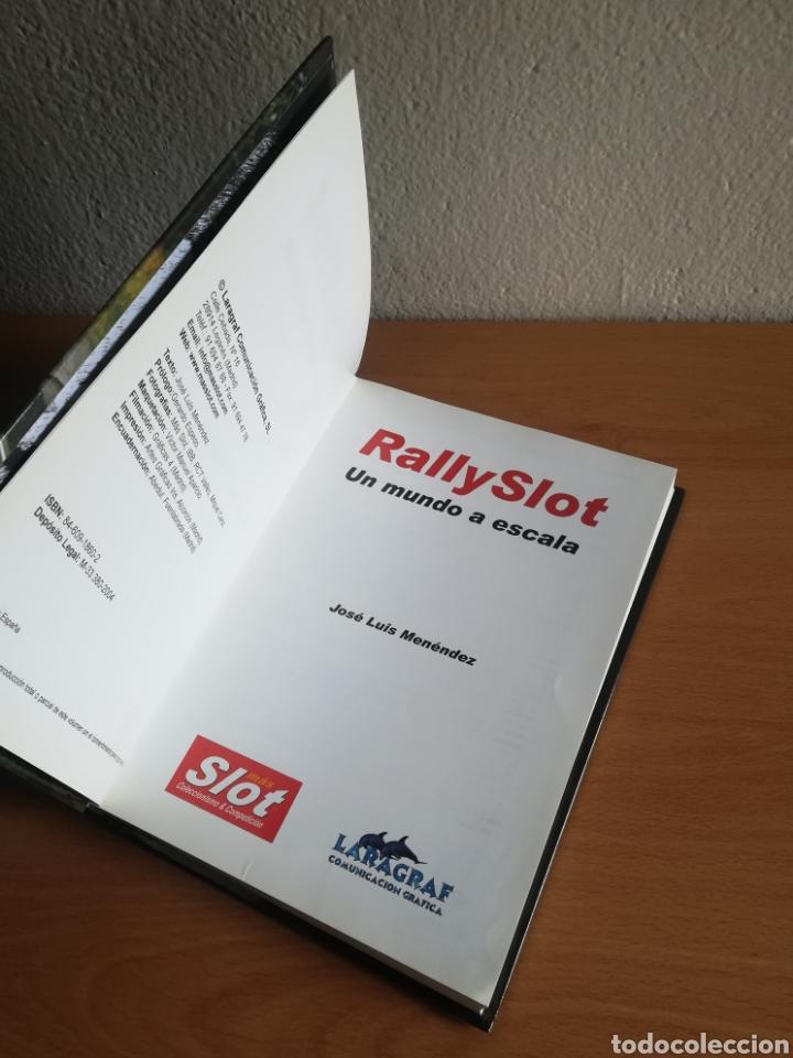 Slot Cars: Rally Slot Un Mundo a escala - José Luís Menéndez - Ninco Scalextric - Motor - Foto 10 - 167588794