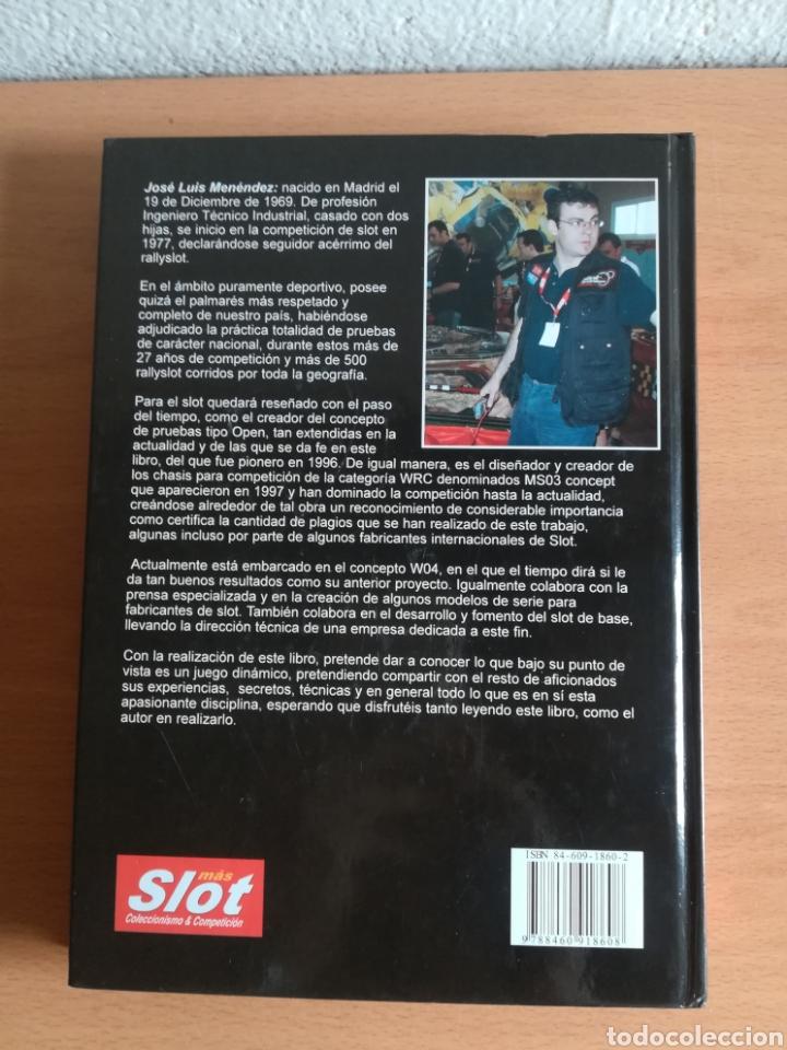 Slot Cars: Rally Slot Un Mundo a escala - José Luís Menéndez - Ninco Scalextric - Motor - Foto 41 - 167588794