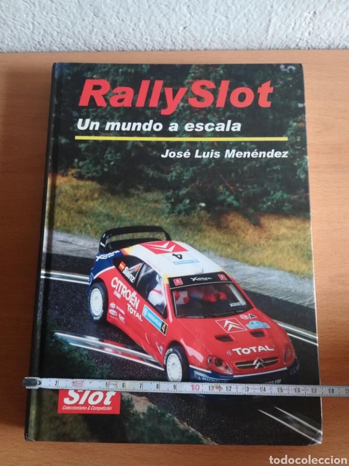 Slot Cars: Rally Slot Un Mundo a escala - José Luís Menéndez - Ninco Scalextric - Motor - Foto 43 - 167588794