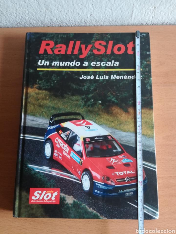 Slot Cars: Rally Slot Un Mundo a escala - José Luís Menéndez - Ninco Scalextric - Motor - Foto 44 - 167588794