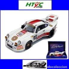 Slot Cars: LE MANS MINIATURES PORSCHE 911 RSR #46 VICEROY LE MANS 1974 REBAQUE / ROJAS / VAN BEUREN JR 132084M. Lote 168304940
