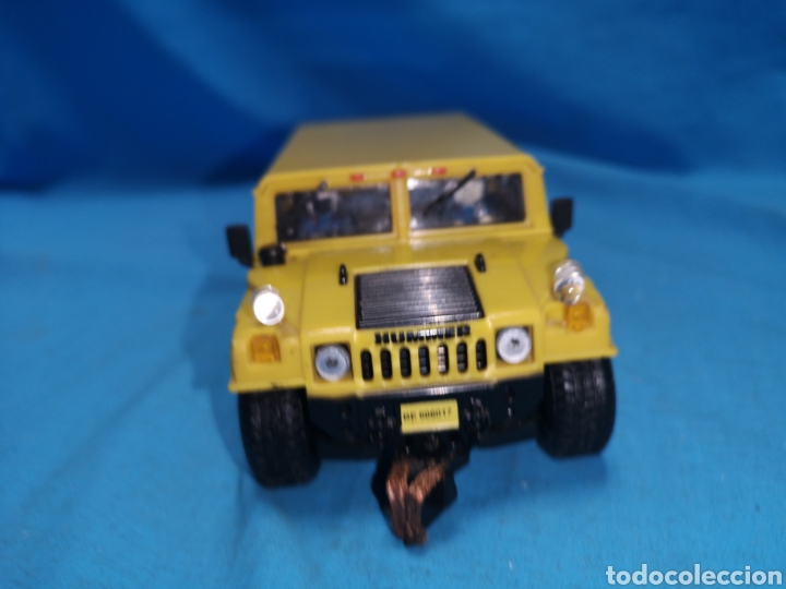 Slot Cars: Coche para Scalextric, slot power, hummer 1, amarillo - Foto 3 - 168671357