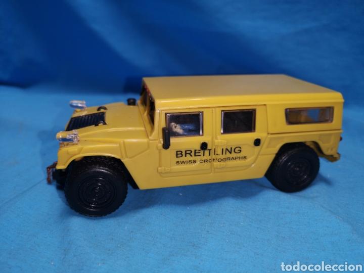 Slot Cars: Coche para Scalextric, slot power, hummer 1, amarillo - Foto 4 - 168671357