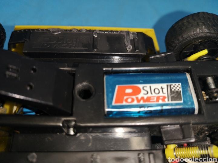 Slot Cars: Coche para Scalextric, slot power, hummer 1, amarillo - Foto 7 - 168671357