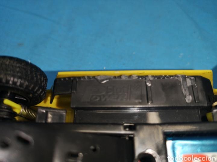 Slot Cars: Coche para Scalextric, slot power, hummer 1, amarillo - Foto 8 - 168671357