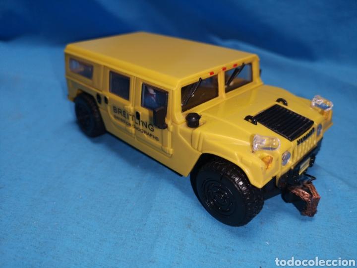 Slot Cars: Coche para Scalextric, slot power, hummer 1, amarillo - Foto 9 - 168671357