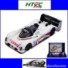 Slot Cars: LE MANS MINIATURES PEUGEOT 905 EV1 #3 WINNER LE MANS 1993 BRABHAM / BOUCHUT / HELARY 132041EVO/3M. Lote 168304804