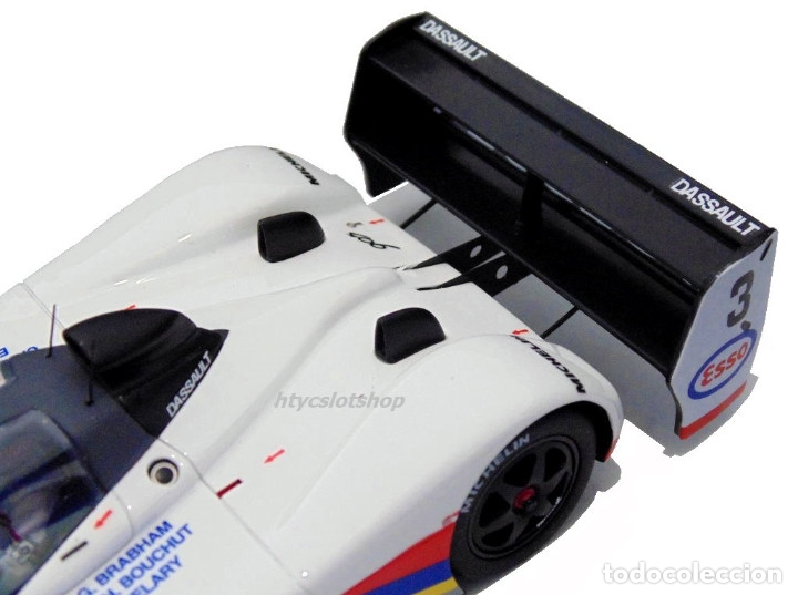 Slot Cars: LE MANS MINIATURES PEUGEOT 905 EV1 #3 WINNER LE MANS 1993 BRABHAM / BOUCHUT / HELARY 132041EVO/3M - Foto 11 - 168304804