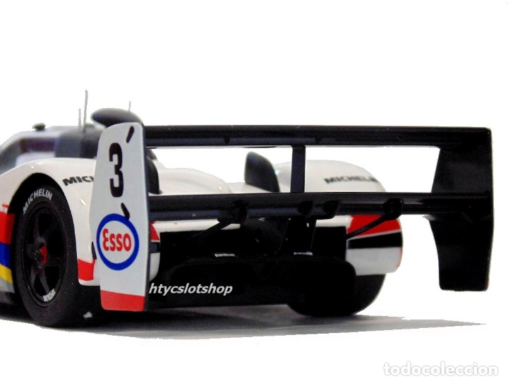 Slot Cars: LE MANS MINIATURES PEUGEOT 905 EV1 #3 WINNER LE MANS 1993 BRABHAM / BOUCHUT / HELARY 132041EVO/3M - Foto 12 - 168304804