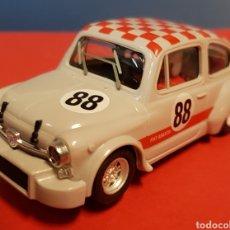 Slot Cars: FIAT ABARTH 1000 TC REPROTEC. Lote 169000670