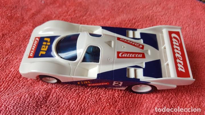 ANTIGUO COCHE SLOT CARRERA 132?. COCHE PORSCHE ALEMAN DE LA DECADA DE 1970. MUY BIEN CONSERVADO. (Juguetes - Slot Cars - Magic Cars y Otros)